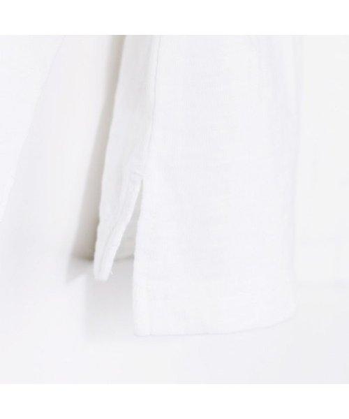 branshes(ブランシェス)/フリンジロゴデザイン長袖Tシャツ/119105382_img05