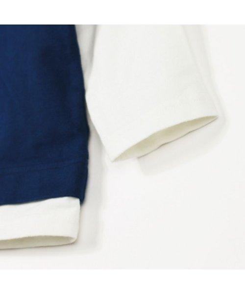 branshes(ブランシェス)/重ね着風長袖Tシャツ(80~150cm)/119105383_img03