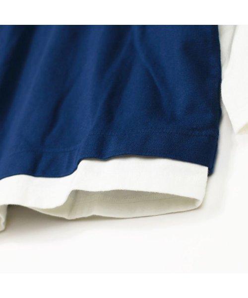 branshes(ブランシェス)/重ね着風長袖Tシャツ(80~150cm)/119105383_img04