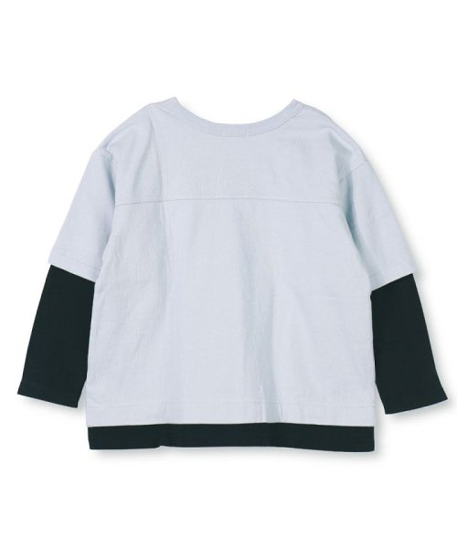 branshes(ブランシェス)/重ね着風長袖Tシャツ(80~150cm)/119105383_img06