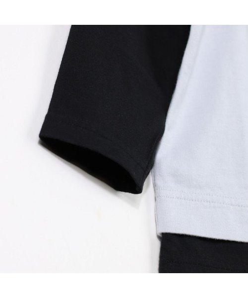 branshes(ブランシェス)/重ね着風長袖Tシャツ(80~150cm)/119105383_img08