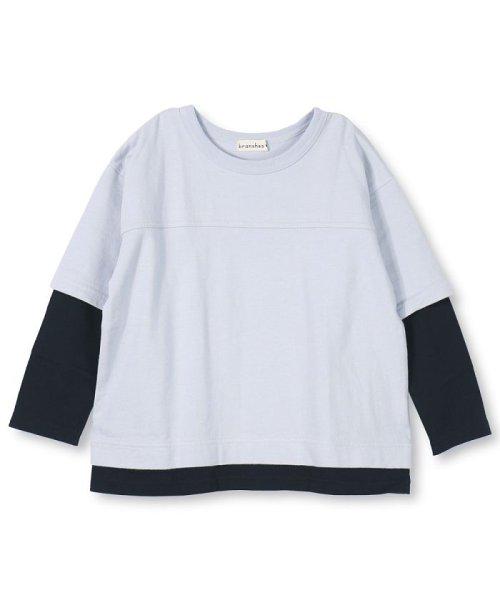 branshes(ブランシェス)/重ね着風長袖Tシャツ(80~150cm)/119105383_img14