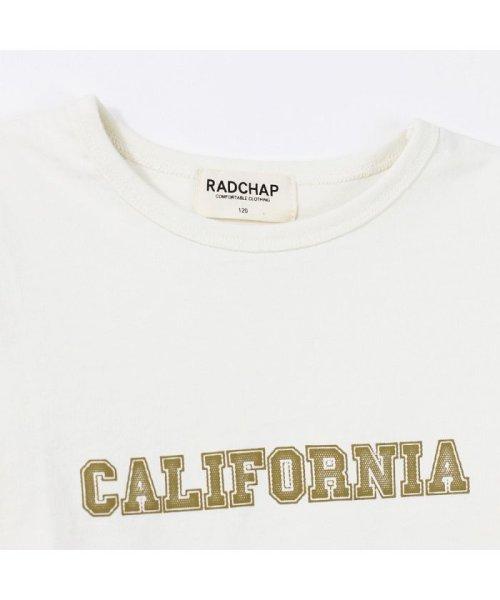 RADCHAP(ラッドチャップ)/ロゴ長袖Tシャツ/429105057_img02