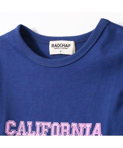 RADCHAP(ラッドチャップ)/ロゴ長袖Tシャツ/429105057_img08