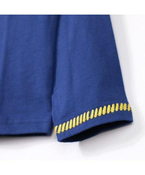 RADCHAP(ラッドチャップ)/ロゴ長袖Tシャツ/429105057_img10