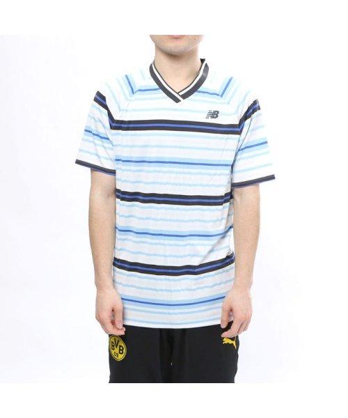 NEW BALANCE(ニューバランス)/ニューバランス new balance メンズ テニス 半袖Tシャツ MT73409/NE663EM13397_img02