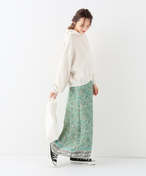 SLOBE IENA(スローブ イエナ)/ノスタルジックフラワー巻きスカート/19060912200010_img03