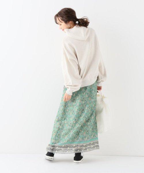 SLOBE IENA(スローブ イエナ)/ノスタルジックフラワー巻きスカート/19060912200010_img04