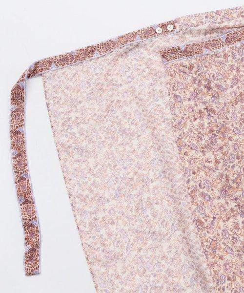 SLOBE IENA(スローブ イエナ)/ノスタルジックフラワー巻きスカート/19060912200010_img11