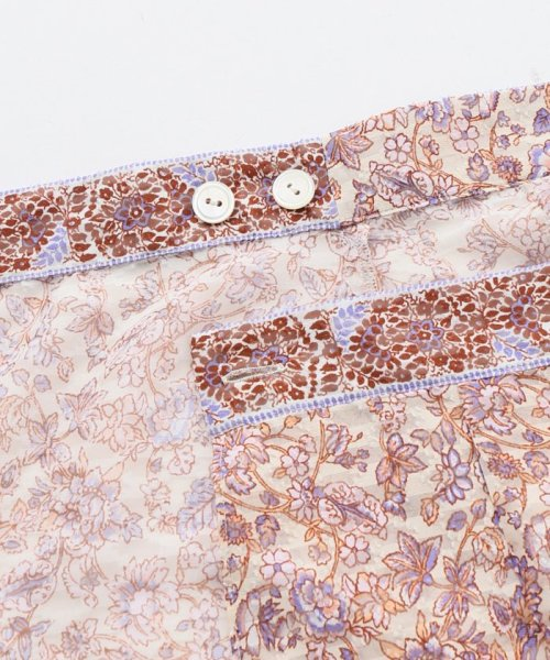 SLOBE IENA(スローブ イエナ)/ノスタルジックフラワー巻きスカート/19060912200010_img12