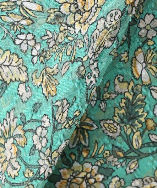 SLOBE IENA(スローブ イエナ)/ノスタルジックフラワー巻きスカート/19060912200010_img15