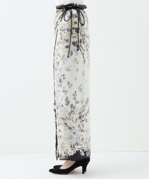 SLOBE IENA(スローブ イエナ)/SLOBE IENA Fi.m スカーフ柄スカート/19060912812010_img04