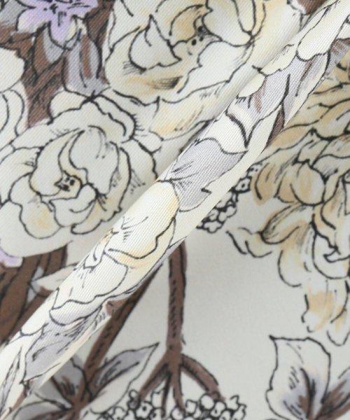 SLOBE IENA(スローブ イエナ)/SLOBE IENA Fi.m スカーフ柄スカート/19060912812010_img14