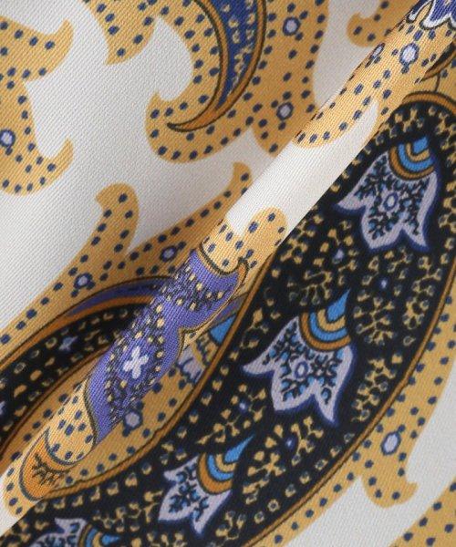 SLOBE IENA(スローブ イエナ)/SLOBE IENA Fi.m スカーフ柄スカート/19060912812010_img15