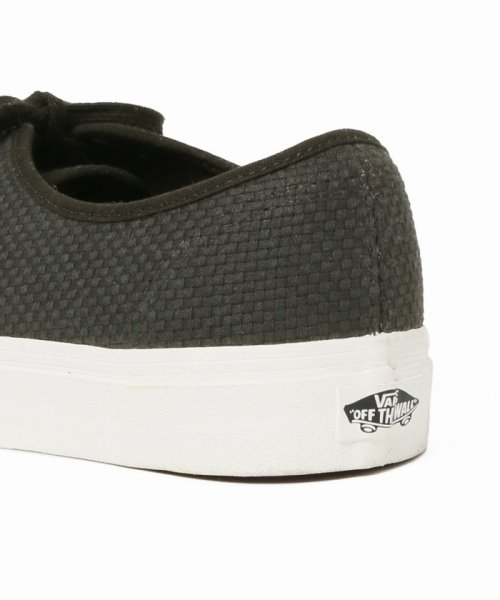 JOINT WORKS(ジョイントワークス)/VANS×JOINT WORKS AUTHENTIC WOVEN CHECK/19093711019010_img05