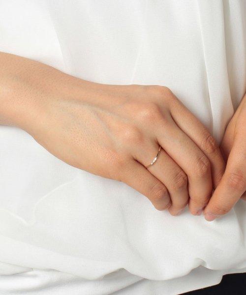 Phoebe(フィービィー)/【K10】ツイスティーダイヤモンドリング/501911351_img08