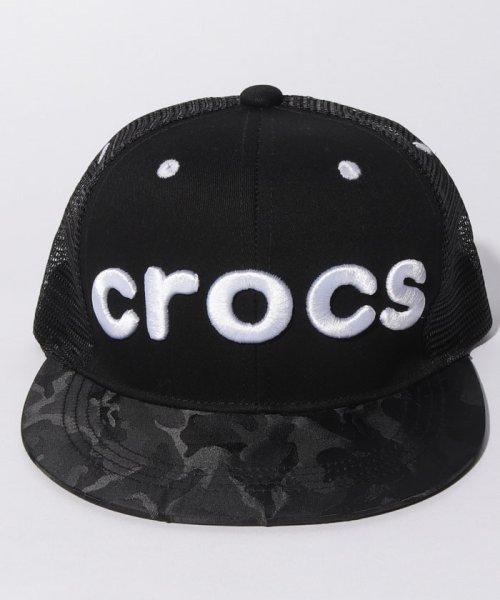 crocs(KIDS WEAR)(クロックス(キッズウェア))/CROCS3D刺繍ロゴキャップ/119190_img01