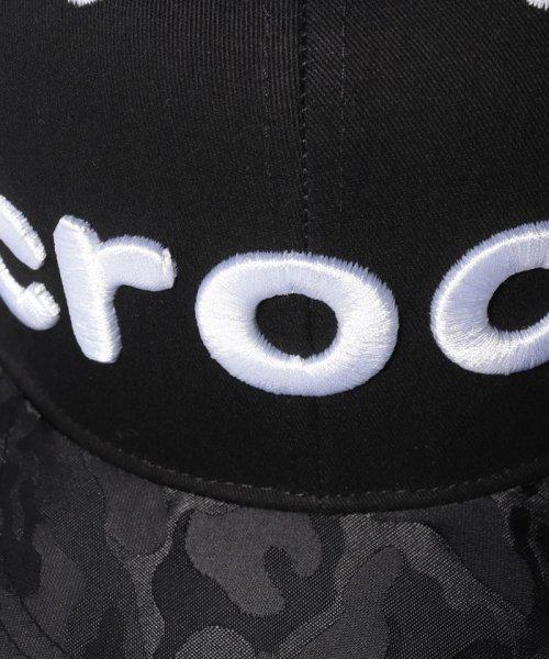 crocs(KIDS WEAR)(クロックス(キッズウェア))/CROCS3D刺繍ロゴキャップ/119190_img04
