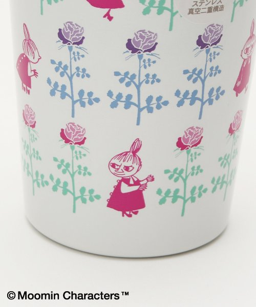Afternoon Tea LIVING(アフタヌーンティー・リビング)/Moomin×Afternoon Tea/ステンレスタンブラー 400ml/FR3519200443_img05