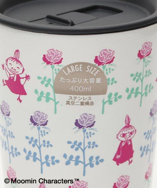 Afternoon Tea LIVING(アフタヌーンティー・リビング)/Moomin×Afternoon Tea/ステンレスタンブラー 400ml/FR3519200443_img06