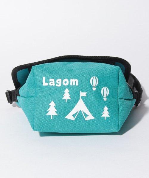LAGOM(ラーゴム)/メッセンジャーバッグ/1811457121413_img03
