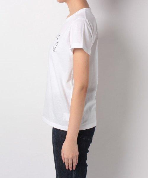 agnes b. FEMME(アニエスベー ファム)/【WEB限定】SBX4 TS ロゴTシャツ/2653SBX4E19_img02
