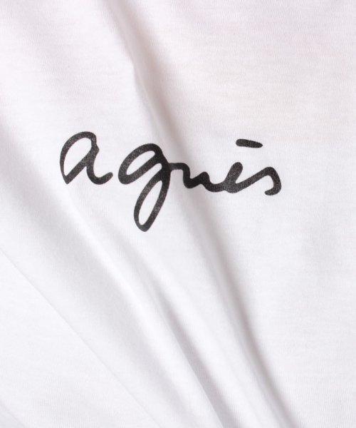 agnes b. FEMME(アニエスベー ファム)/【WEB限定】SBX4 TS ロゴTシャツ/2653SBX4E19_img05