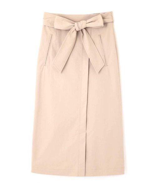 PROPORTION BODY DRESSING(プロポーション ボディドレッシング)/ユニオンテックツイルロングスカート/1219120400_img02
