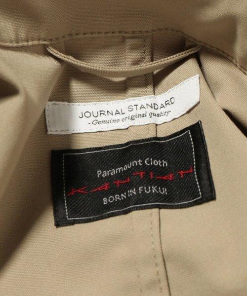 JOURNAL STANDARD(ジャーナルスタンダード)/【KANTIAN】ドライオックス ステンカラー コート/19020600201010_img16