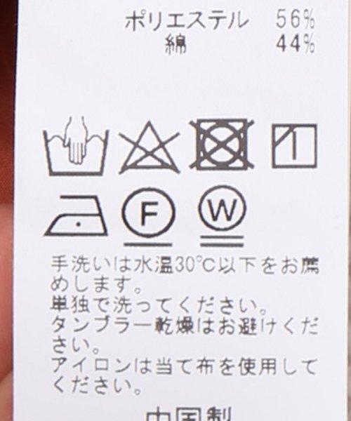 JOINT WORKS(ジョイントワークス)/R.L.サイドスリットブラウス/19051701105210_img11