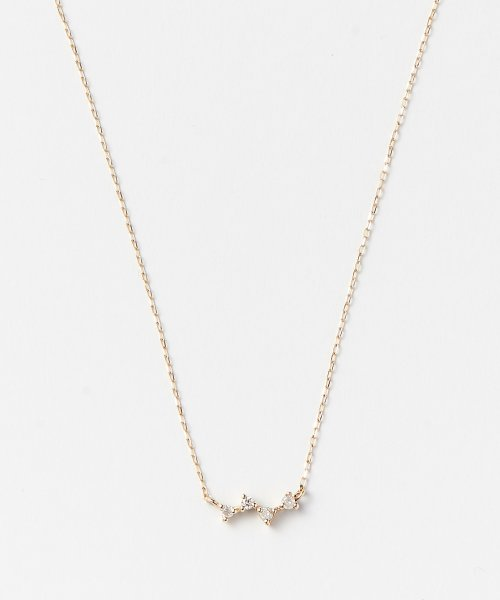 Phoebe(フィービィー)/【K10】スパークルダイヤモンドネックレス/501911152_img03