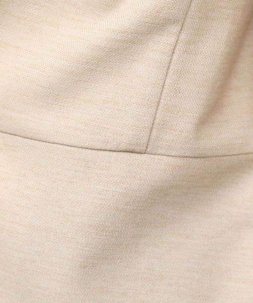 ROPE'(ロペ)/【セットアップ対応】リネンライクキーネックジャケット/GGV29070_img10