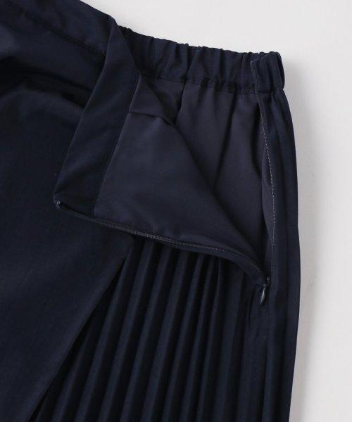 JOINT WORKS(ジョイントワークス)/フロントラップバックプリーツスカート◆/19060701102210_img14