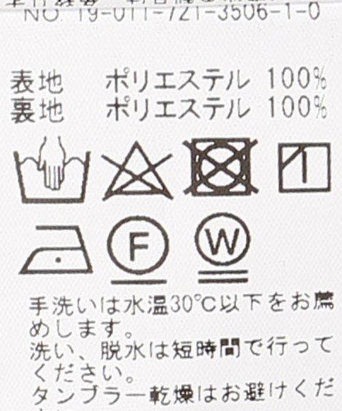 JOINT WORKS(ジョイントワークス)/Taffetaカラーブロックブルゾン/19011721350610_img13