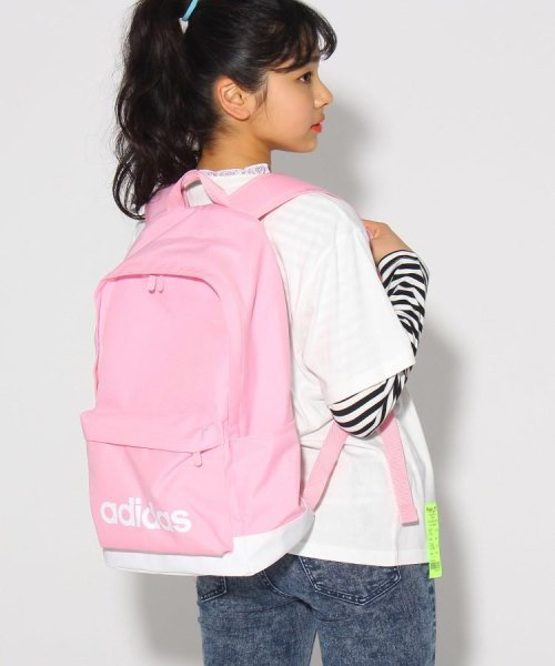 PINK-latte(ピンク ラテ)/adidas リニアロゴバックパック/99990932011906_img06
