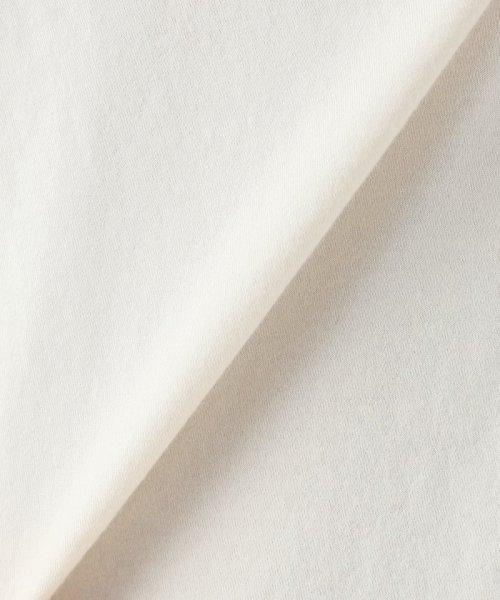 JOURNAL STANDARD relume(ジャーナルスタンダード レリューム)/コットンテンジク ソデライン Tシャツ/19070462110010_img11