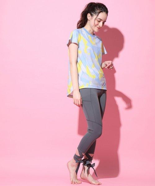 NERGY(ナージー)/ブロッキングPT Tシャツ/NJM19140_img01