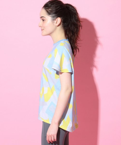 NERGY(ナージー)/ブロッキングPT Tシャツ/NJM19140_img03