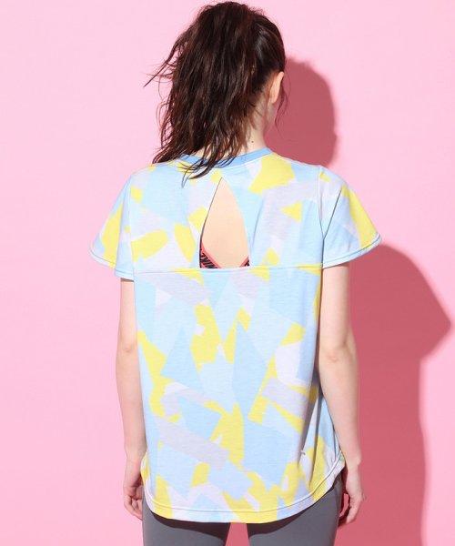 NERGY(ナージー)/ブロッキングPT Tシャツ/NJM19140_img04