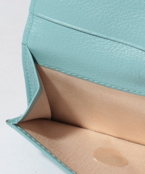 LANVIN en Bleu(BAG)(ランバンオンブルー(バッグ))/ロシェ 3つ折り財布/482582_img09