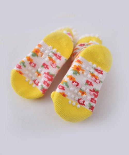 e-baby(イーベビー)/花柄カップソックス/183911025_img01