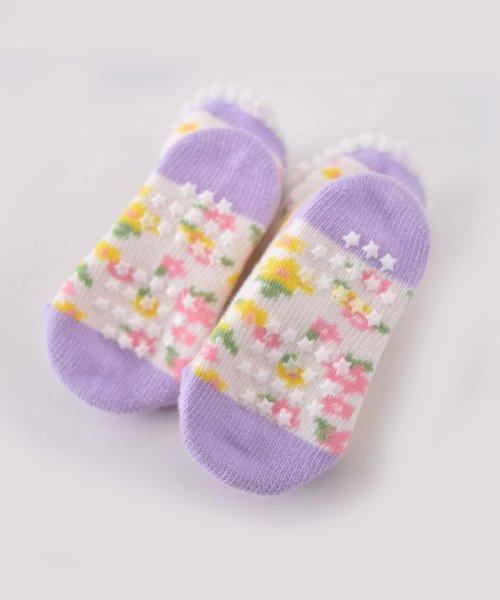 e-baby(イーベビー)/花柄カップソックス/183911025_img02