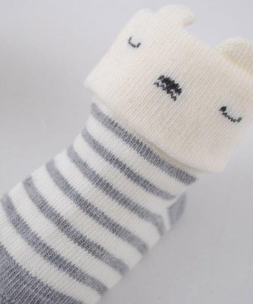 e-baby(イーベビー)/クマカップソックス/183995511_img02