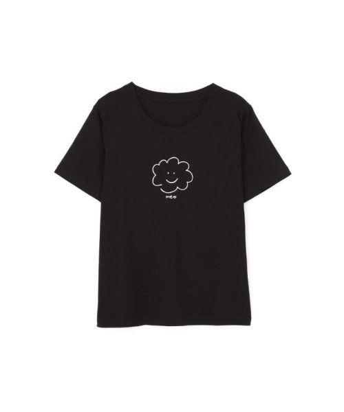 PROPORTION BODY DRESSING(プロポーション ボディドレッシング)/◆クラウドスマイルミーTシャツ/1219160403_img01