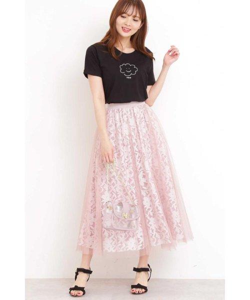 PROPORTION BODY DRESSING(プロポーション ボディドレッシング)/◆クラウドスマイルミーTシャツ/1219160403_img02