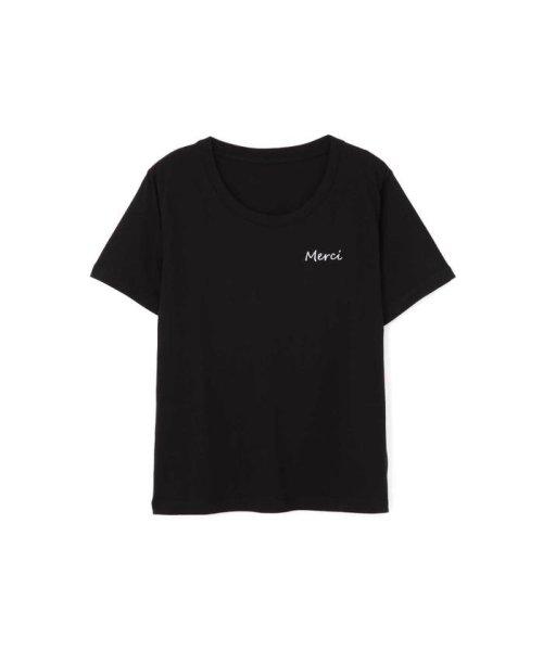 PROPORTION BODY DRESSING(プロポーション ボディドレッシング)/◆プチロゴTシャツ/1219160404_img01