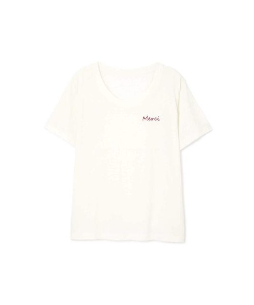 PROPORTION BODY DRESSING(プロポーション ボディドレッシング)/◆プチロゴTシャツ/1219160404_img04