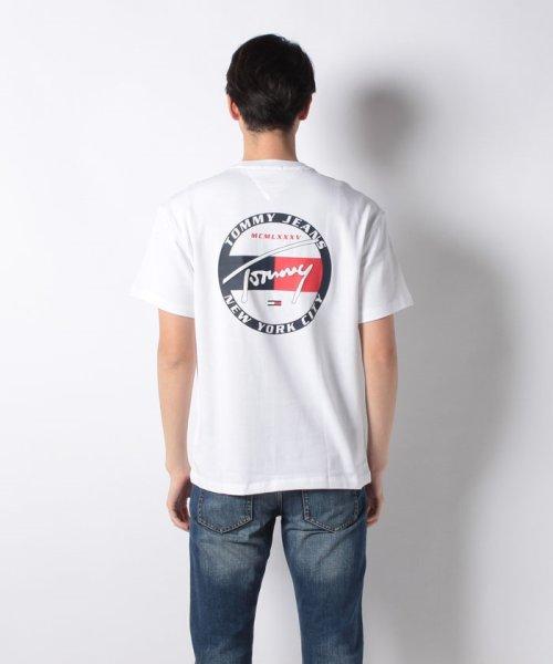 TOMMY JEANS(トミージーンズ)/バックグラフィックTシャツ/DM0DM06314_img09