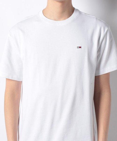 TOMMY JEANS(トミージーンズ)/バックグラフィックTシャツ/DM0DM06314_img10