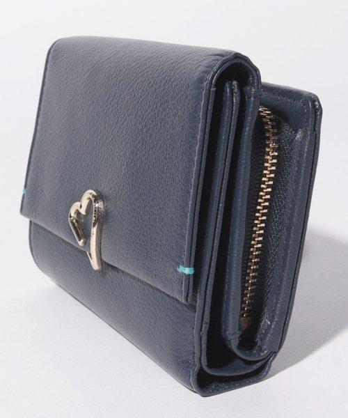 LANVIN en Bleu(BAG)(ランバンオンブルー(バッグ))/ロシェ Lファスナー3つ折り財布/482581_img01